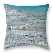 Beaches Throw Pillow