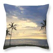 Beachwalk Series - No 18 Throw Pillow