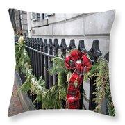 Beacon Hill Fencing Throw Pillow