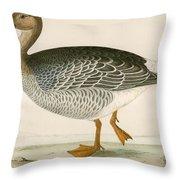 Bean Goose Throw Pillow