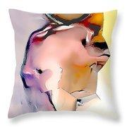 Bear 597-11-13 Marucii Throw Pillow