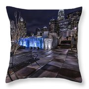 Bearden Bench Throw Pillow