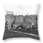 Bears Are 1933 Nfl Champions Throw Pillow