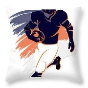 Bears Shadow Player2 Throw Pillow