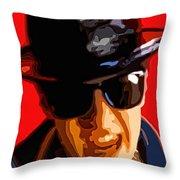 Beastie Boys Throw Pillow