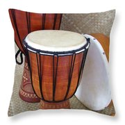 Beat It Throw Pillow