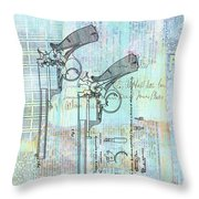 Beaumont Revlover Throw Pillow