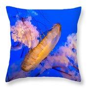 Beautiful And Dangerous Throw Pillow