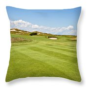 Beautiful Approach Throw Pillow