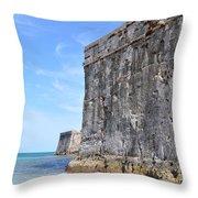 Beautiful Bermuda Throw Pillow