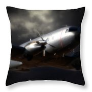 Beautiful Dakota Throw Pillow