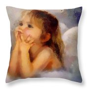 Beautiful Daze Throw Pillow