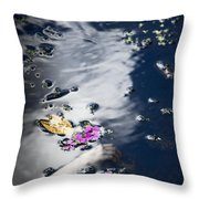 Beautiful Death Throw Pillow