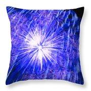 Beautiful Fireworks 11 Throw Pillow