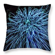 Beautiful Fireworks 13 Throw Pillow