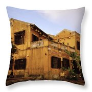 Beautiful Hoi An Throw Pillow