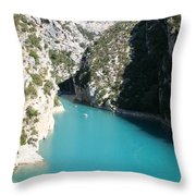 Beautiful Lac De Ste. Croix Throw Pillow