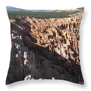 Cedar Breaks - Beautiful Nature Throw Pillow