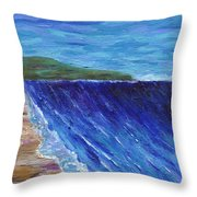 Beautiful Palos Verdes 2 Throw Pillow