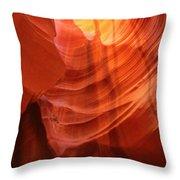 Beautiful Sandstone Throw Pillow