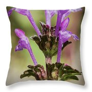 Beautiful Weed Throw Pillow