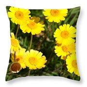 Beautiful Weeds 32655 Throw Pillow