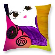 Beauty 1.0 Throw Pillow