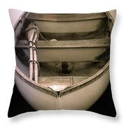 Beauty In Stillness Throw Pillow