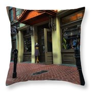 Beauty Is As Beauty Does Throw Pillow
