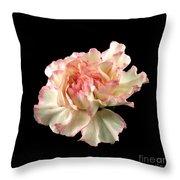 Beauty Throw Pillow by Liz  Alderdice