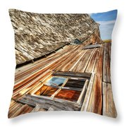Beauty Of Barns 6 Throw Pillow