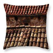 Beauty Of Dubrovnik 3 Throw Pillow