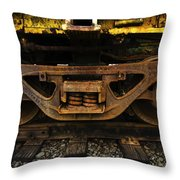 Beauty Of Rust 5 Throw Pillow