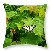 Beauty Of Summer Throw Pillow