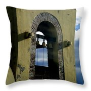 Beauty Of The Bells Throw Pillow