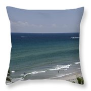 Beauty Of The East Throw Pillow