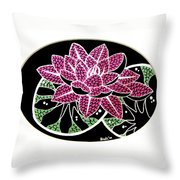 Beauty Of The Spirit I Throw Pillow
