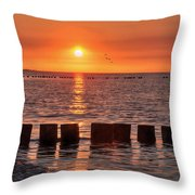 Beautyful Sunset Throw Pillow