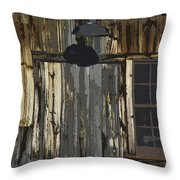 Becket Barn Throw Pillow