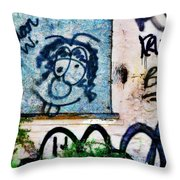 Bedazzled And Bejazzled Throw Pillow