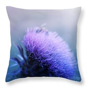 Bee-utiful  Throw Pillow