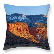 Beef Basin - Utah Landscape Throw Pillow