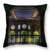 Beelitz Arches Throw Pillow