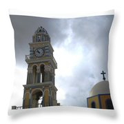 Before A Storm Throw Pillow