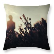 Before Love II Throw Pillow