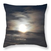 Before The Dawn Throw Pillow