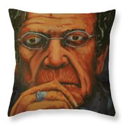 Beginning To See The Light Throw Pillow