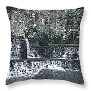 Behold The Waterfall Throw Pillow