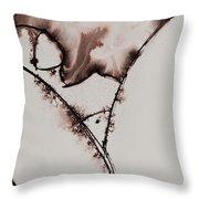 More Than No. 1401 Throw Pillow