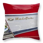 Bel Air Beauty Throw Pillow
